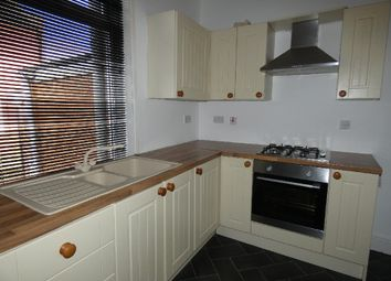 Thumbnail 2 bed flat to rent in Whitworth Terrace, Spennymoor