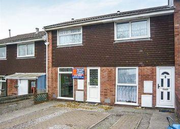 Thumbnail 2 bed property to rent in Ton Rhosyn, Brackla, Bridgend