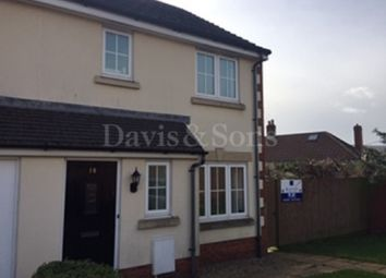Thumbnail 3 bedroom semi-detached house to rent in Brynamlwg, Talywain, Pontypool, Monmouthshire.