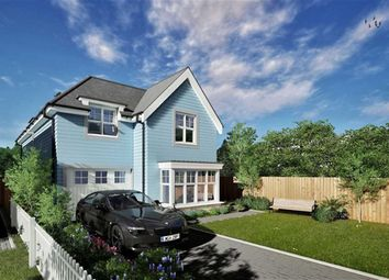 Thumbnail 3 bed detached house for sale in Ravens Way, Milford On Sea, Lymington