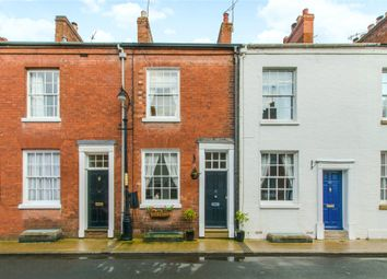 3 bed terraced house for sale in York Place, Worcester, Worcestershire WR1