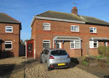 Thumbnail 3 bed semi-detached house for sale in Fen Road, Billinghay, Lincoln