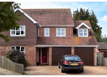 Thumbnail 5 bed detached house for sale in St. Michaels Close, Chippenham