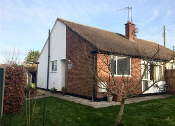 Thumbnail 2 bed semi-detached bungalow for sale in Pill, North Somerset
