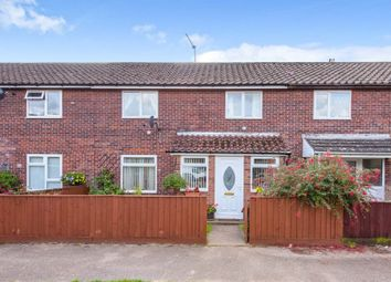 Thumbnail 3 bed terraced house for sale in Rowan Close, Thetford