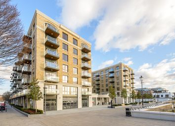 Thumbnail 1 bed flat for sale in Brunswick House, Fulham Reach, London