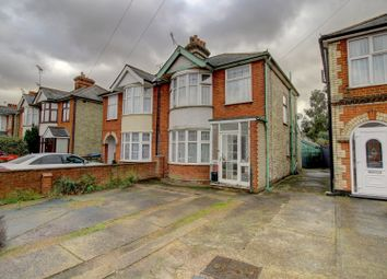 Thumbnail 3 bedroom semi-detached house for sale in Landseer Road, Ipswich