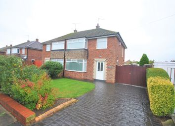 Thumbnail 3 bed semi-detached house to rent in Wicklow Road, Doncaster