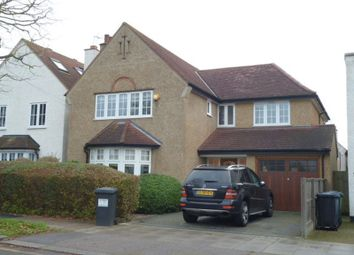 Thumbnail 5 bed detached house to rent in Beech Walk, London