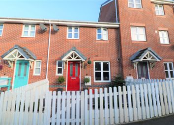 Thumbnail 3 bed town house for sale in Longfellow Close, Norton Heights, Stoke-On-Trent