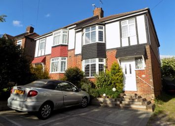 Thumbnail 3 bed semi-detached house for sale in Sanyhils Avenue, Brighton