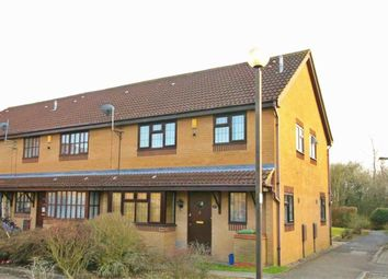 Thumbnail 2 bed terraced house to rent in Rolvenden Grove, Kents Hill, Milton Keynes
