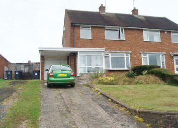 Thumbnail 3 bed semi-detached house for sale in Verbena Road, Northfield