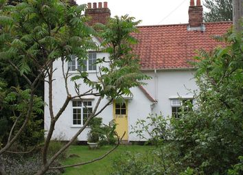 Thumbnail 2 bed semi-detached house to rent in Wretham, Thetford