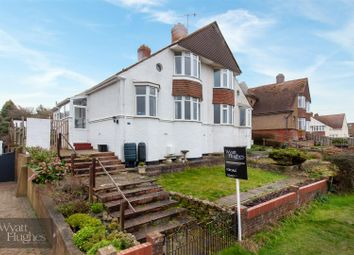 Thumbnail 3 bed semi-detached house for sale in Welbeck Avenue, St. Leonards-On-Sea
