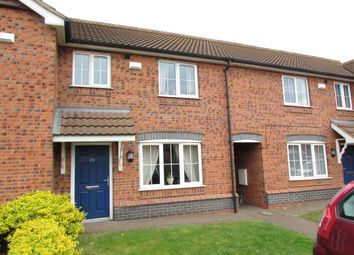 Thumbnail 2 bedroom terraced house for sale in Ennerdale Lane, Scunthorpe