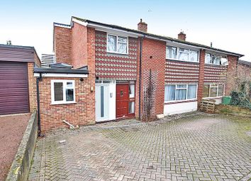 Thumbnail 1 bed semi-detached house to rent in St. Lukes Avenue, Maidstone