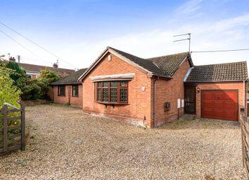 Thumbnail 4 bedroom detached bungalow for sale in Grovedale Close, New Costessey, Norwich