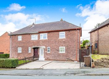 Thumbnail 2 bed semi-detached house for sale in Duddell Road, Stoke-On-Trent