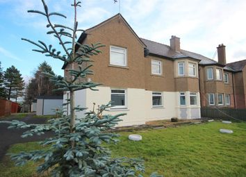 Thumbnail 3 bed flat for sale in Albert Avenue, Grangemouth