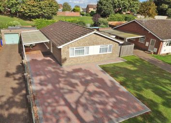 Thumbnail 3 bed detached bungalow for sale in Suffolk Way, Newmarket