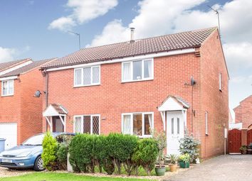 Thumbnail 2 bed semi-detached house for sale in The Maltkins, North Leverton, Retford