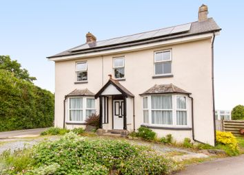 Thumbnail 4 bed semi-detached house for sale in Butts Lane, Exeter