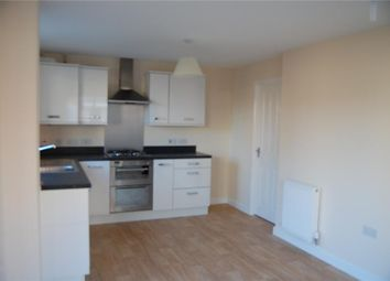 Thumbnail 3 bed detached house to rent in Jubilee Road, Peasedown St John, Somerset