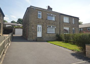 Thumbnail 3 bed semi-detached house for sale in Oak Tree Terrace, Fenay Bridge, Huddersfield
