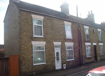 Thumbnail 2 bedroom end terrace house to rent in Bedford Street, Peterborough