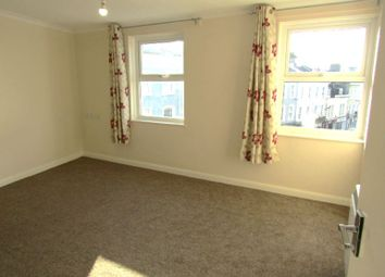 Thumbnail 2 bed flat to rent in Masterman Road, Stoke, Plymouth