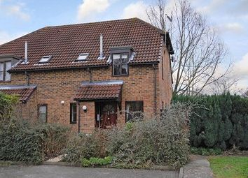 Thumbnail 1 bed end terrace house to rent in Lightwater, Surrey