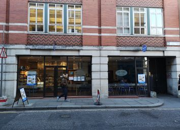 Retail premises to let in Carthusian Street, London EC1M