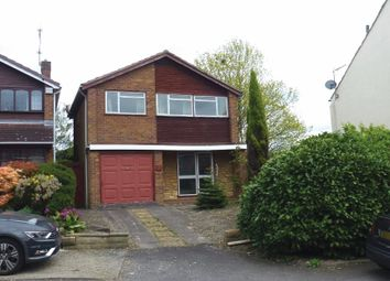 Thumbnail 3 bedroom detached house for sale in Redhall Road, Lower Gornal, Dudley, West Midlands