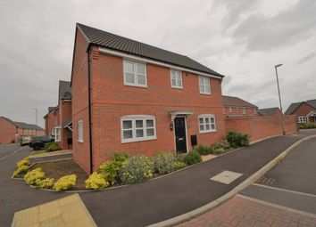 Thumbnail 3 bed detached house for sale in Fielders Drive, Scraptoft, Leicester