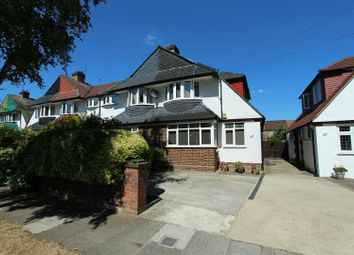 Thumbnail 3 bed end terrace house for sale in Haileybury Avenue, Enfield