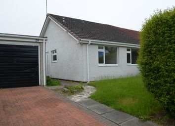 Thumbnail 2 bed bungalow to rent in Tiree Crescent, Polmont