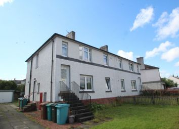 Thumbnail 2 bed flat for sale in 43, Northfield Street, Motherwell ML11He