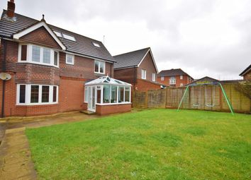 Thumbnail 4 bed detached house for sale in Beggarwood, Basingstoke