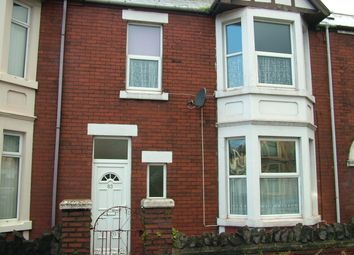 Thumbnail 3 bed terraced house to rent in Talbot Road, Port Talbot