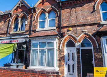Thumbnail 3 bedroom terraced house for sale in Grove Avenue, Grove Lane, Handsworth, Birmingham
