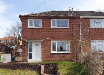 Thumbnail 3 bed semi-detached house for sale in Farm View, Pengam, Blackwood