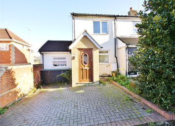 Thumbnail 2 bed end terrace house for sale in Milton Road, Warley, Brentwood, Essex