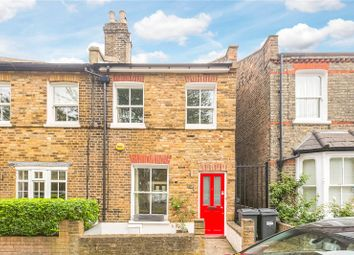 Thumbnail 3 bedroom end terrace house for sale in Windmill Road, Chiswick, London