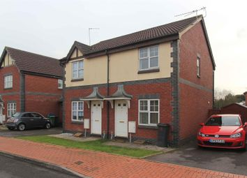 Thumbnail 2 bed semi-detached house to rent in Handley Road, Cardiff