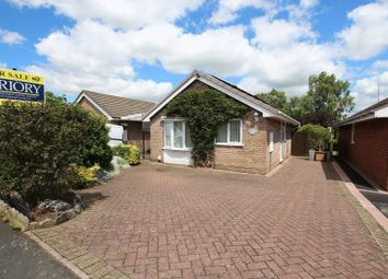 Thumbnail 2 bed detached bungalow for sale in Lotus Avenue, Knypersley, Biddulph