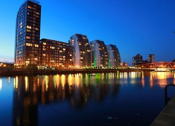 Thumbnail 1 bed flat to rent in City Loft, 94 The Quays, Salford Quays