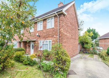 Thumbnail 3 bed semi-detached house for sale in Fleming Road, Quinton, Birmingham