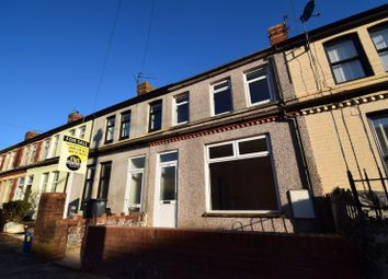 Thumbnail 3 bedroom terraced house for sale in Clive Road, Canton, Cardiff