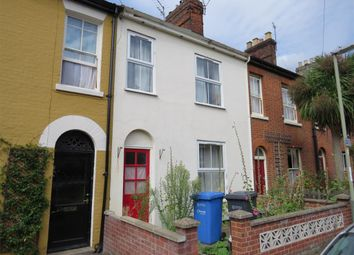 Thumbnail 3 bedroom terraced house for sale in Hanover Road, Norwich